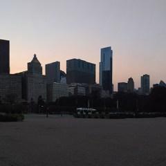 De visita en Chicago