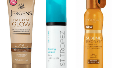 SUNLESS TANNING: THE RIGHT WAY