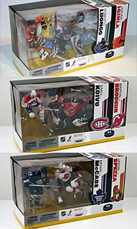 New hockey 2-packs by McFarlane