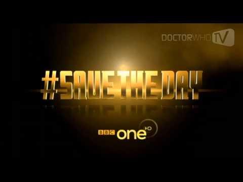 Brengt de 50 jaar Doctor Who special hashtags naar het grote publiek? #SaveTheDay
