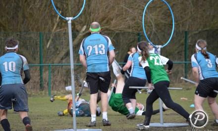 De Benelux Quidditch (Zwerkbal) Cup: geen sport voor doetjes