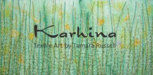 Karhina Designs - Textile Art by Tamara Russell