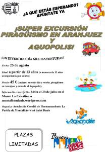 Cartel-Piraguismo-Aranjuez-Aquopolis