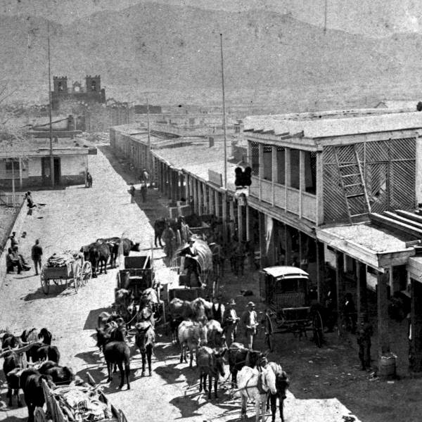 The History Of Santa Fe, Capital Of New Mexico