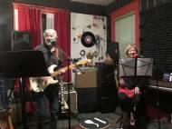 Jimi & Janet singing