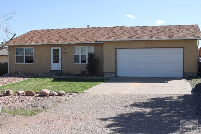 229 S Bailey Dr Pueblo West CO 81007