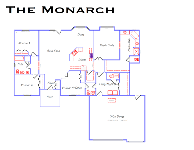 The Monarch Model from Cole Construction
