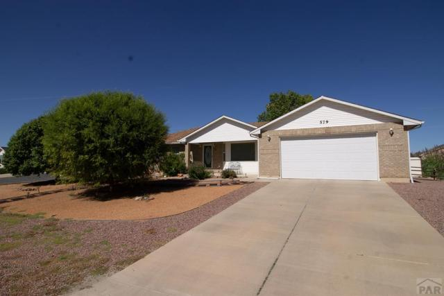 579 W Hook Dr Pueblo West CO 81007