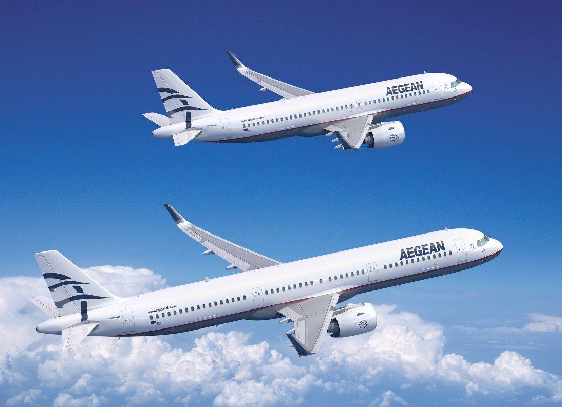 Resultado de imagen para Aegean A320