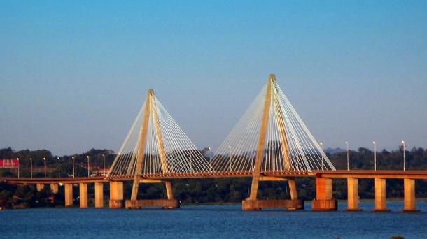 puente internacional posadas encarnación