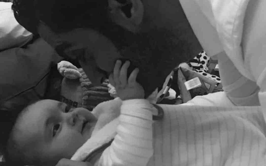 Rituale per il neonato: cosa è e perché è così importante.