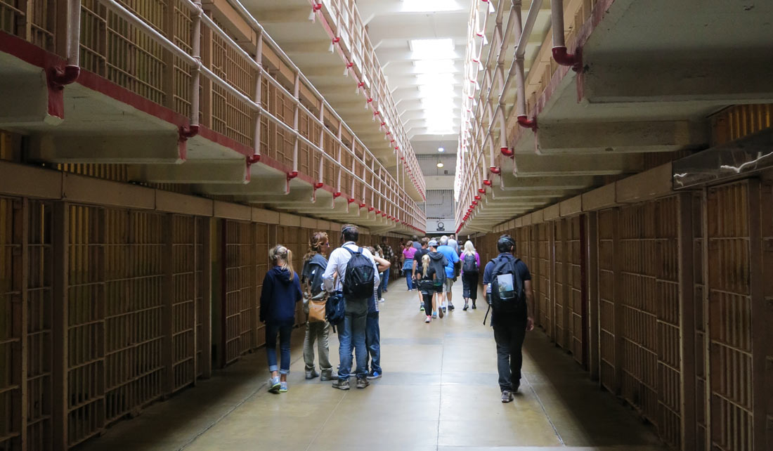 Celdas de Alcatraz