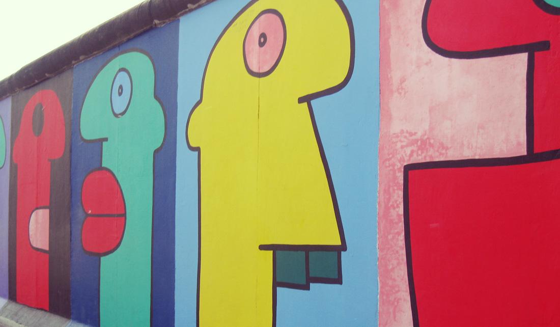 Muro de Berlín 2