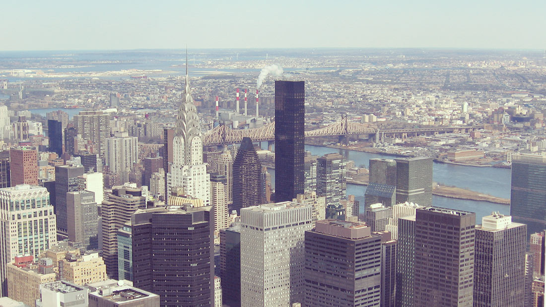 Vista desde el Empire State Building