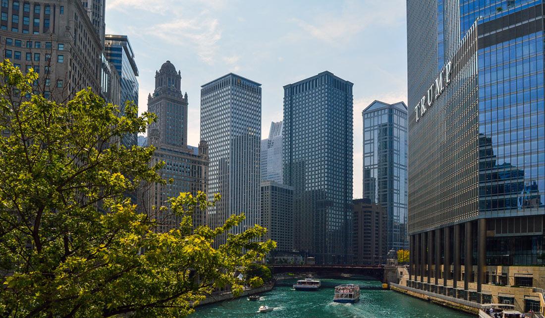 Canales de Chicago