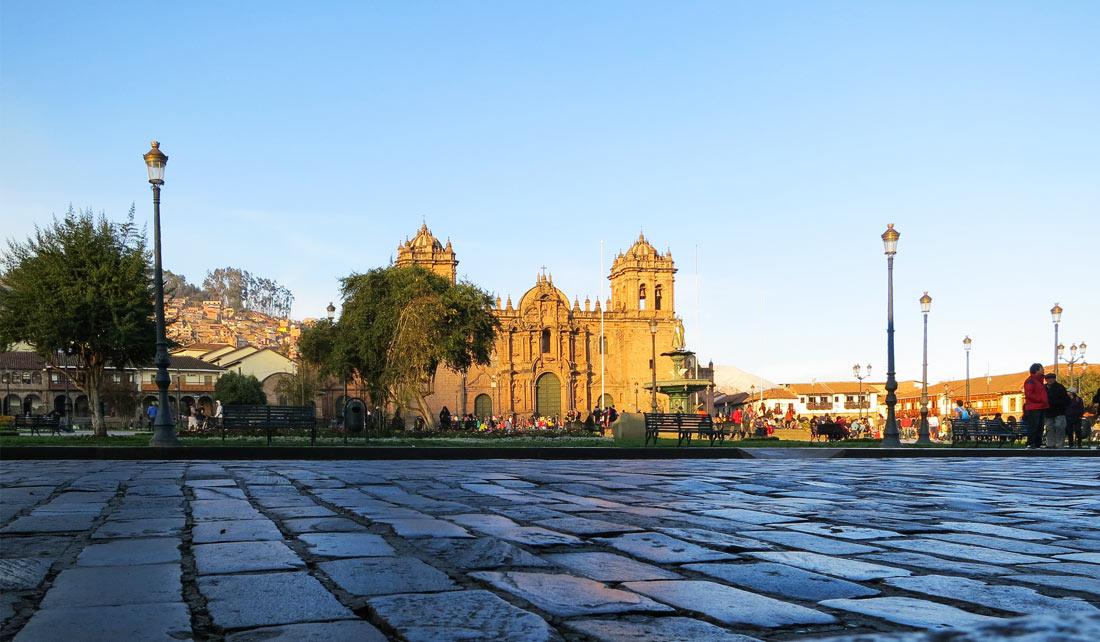 Cusco - Plaza de Armas