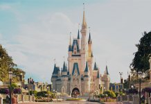 Castillo Magic Kingdom Orlando