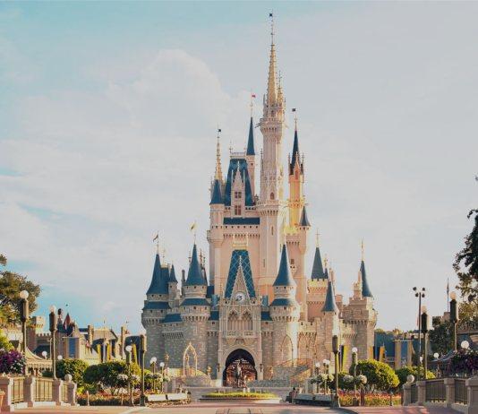 Castillo Magic Kingdom Orlando