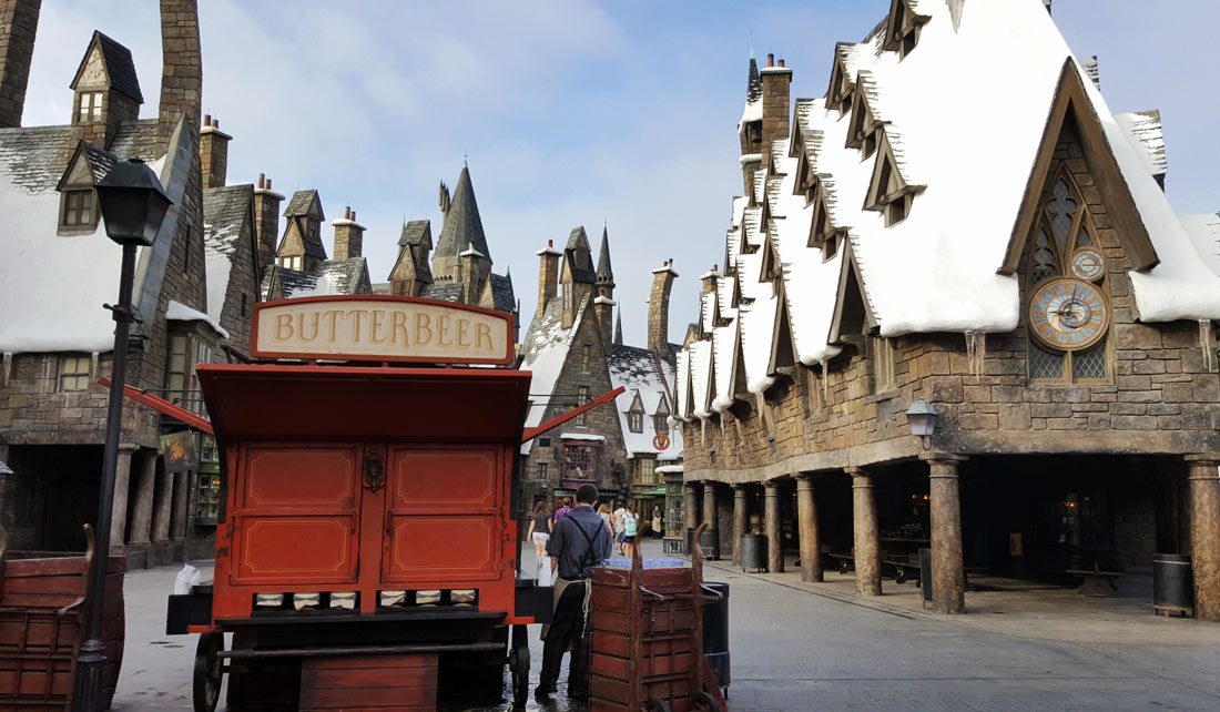 Hogsmeade - Islands of Adventure-2