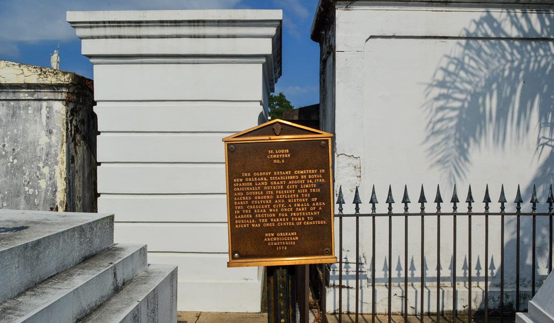 Cementerio St. Louis