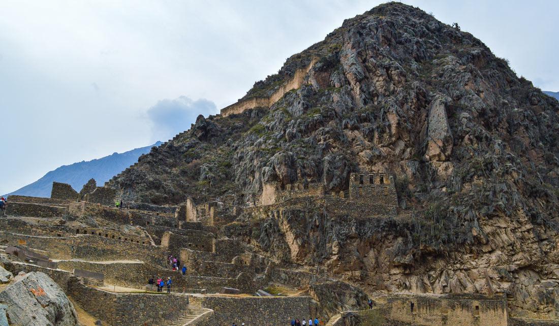 Zona arqueológica de Ollantaytambo