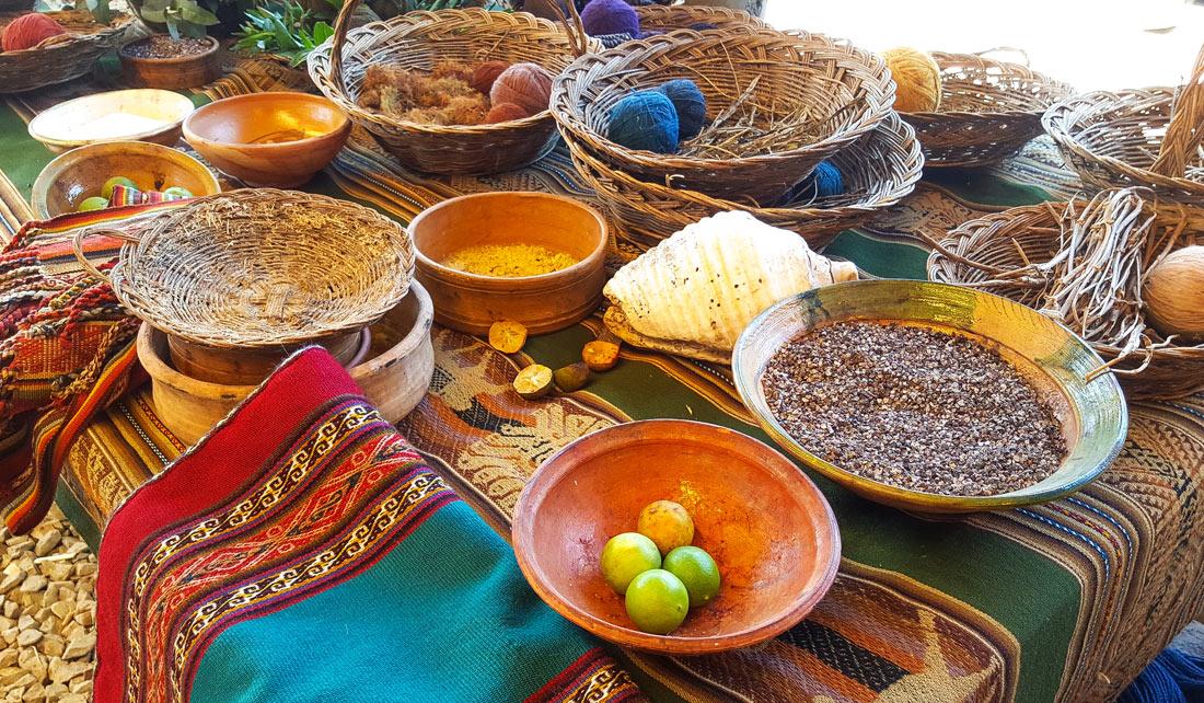 Mercados y ferias artesanales en el Valle Sagrado de los Incas