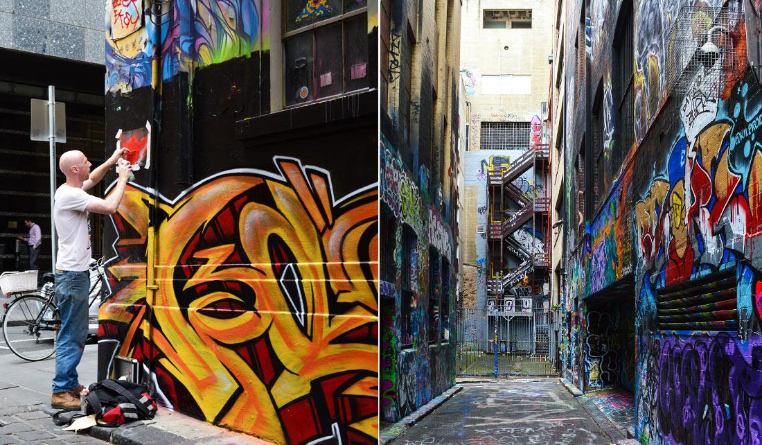 Arte callejero o urbano