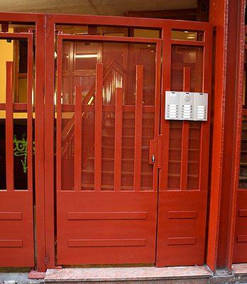 puertas campos - cerramientos
