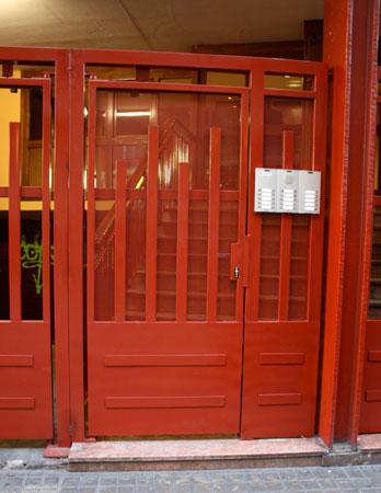 puertas campos - peatonales