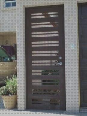 11 mejores puertas de exteriores patios