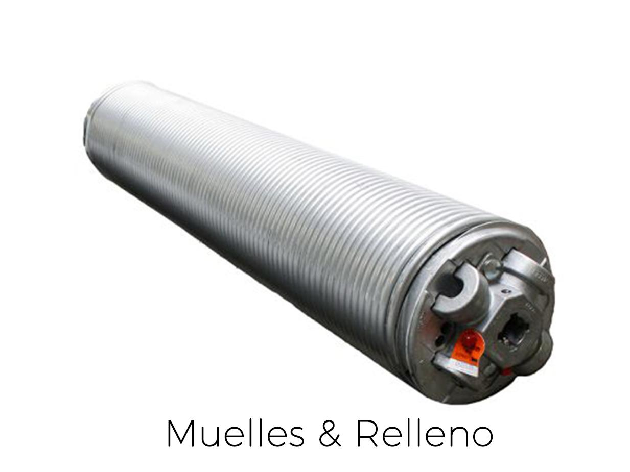 Muelles & Relleno