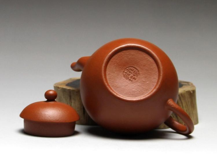 MT23 ปั้นชา Yixing Teapot ปั้นมือ 1