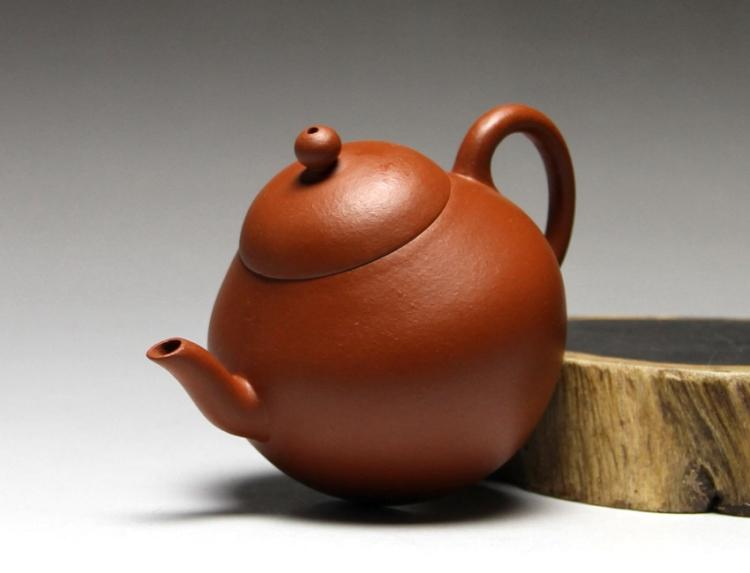 MT23 ปั้นชา Yixing Teapot ปั้นมือ 2