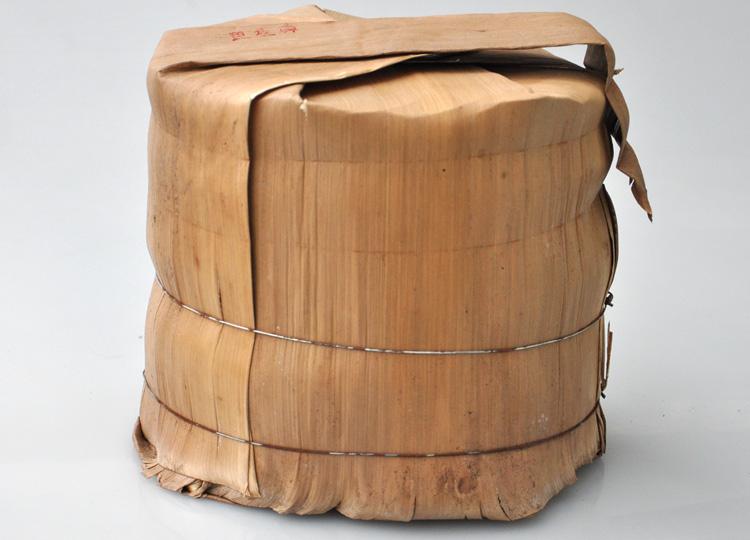 ชาผู่เอ๋อ Liming bajiao ting ชาระดับ HIGHEND 10