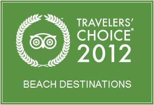 travelers choice 2012 beach-destinations