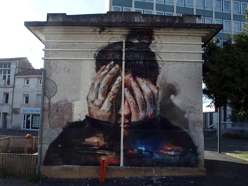 Sevas Belasco.Mural