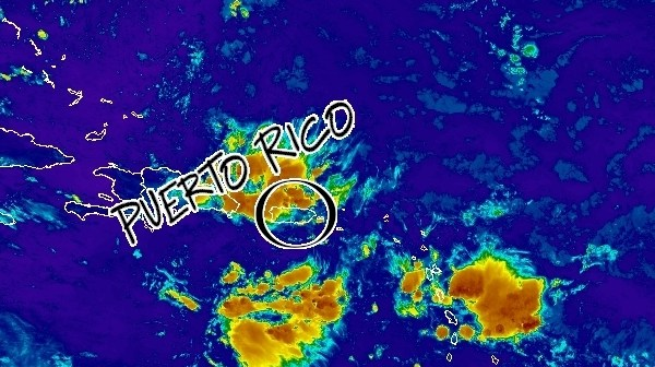 HD Decor Images » Weather Forecast   Puerto Rico Day Trips Travel Guide NOAA Weather Map