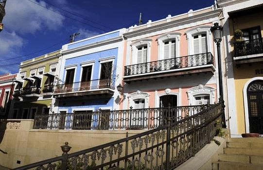 Recorrido a pie por el Viejo San Juan