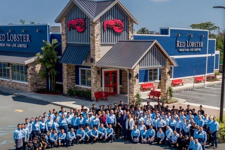 Abre en Bayamón el segundo restaurante Red Lobster en Puerto Rico