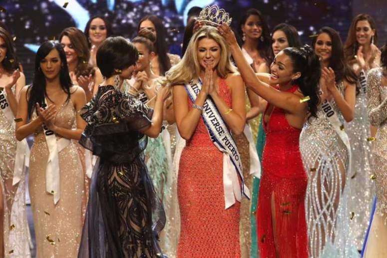 Miss Puerto Rico sin maquillaje está dando de qué hablar