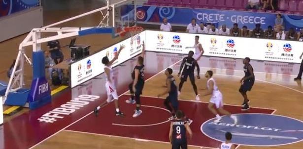 Revés de Puerto Rico en su debut en Mundial FIBA Sub19