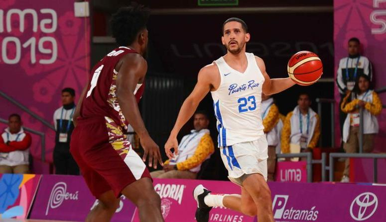 Puerto Rico remonta y vence a Estados Unidos en el baloncesto panamericano