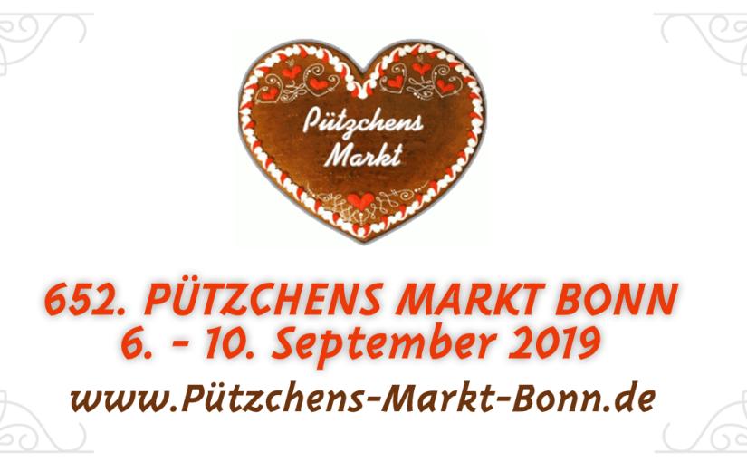 In acht Wochen beginnt Pützchens Markt