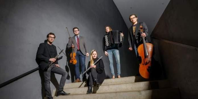 "Konzertreihe mit dem ""Ensemble via nova"" führt nach London"