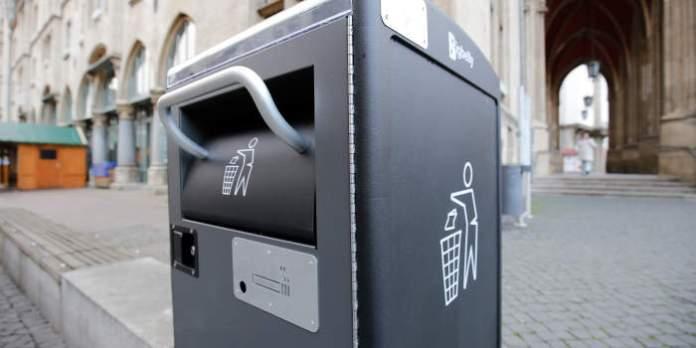 Bigbellys sollen mehr Müll schlucken