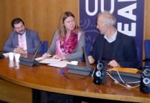 Unterzeichnung des Memorandums of Understanding mit der University of Macedonia