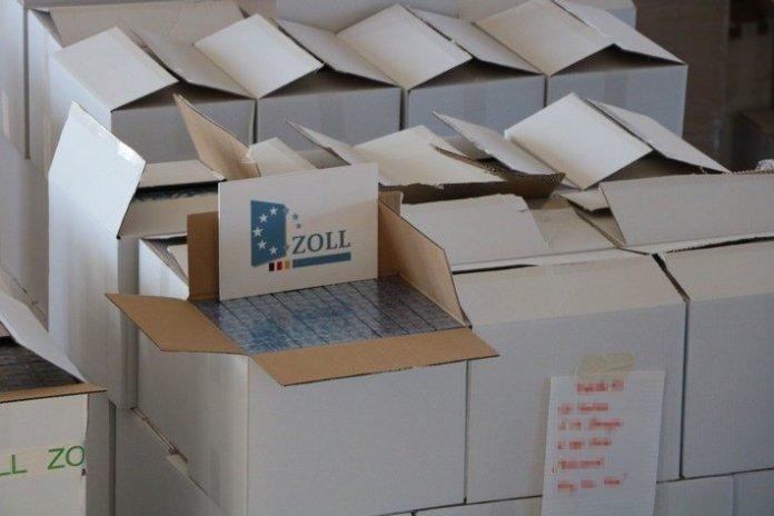 ▷ HZA-EF: Erfurter Zöllner beschlagnahmen mehr als 10 Millionen Schmuggelzigaretten - ...