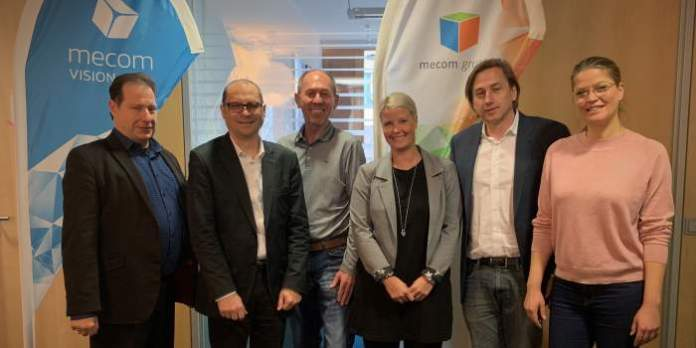 Mecom-Gruppe eröffnet neuen Standort in Erfurt