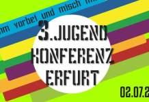 Dritte stadtweite Jugendkonferenz Erfurts auf der Predigerwiese