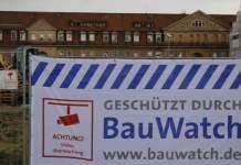 """""""BauWatch"""" verhindert Vandalismus auf dem Petersberg"""